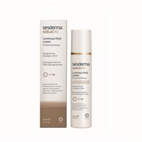 Флюид для сияния кожи c SPF 50 Azelac RU Depigmenting Luminous Fluid Cream SPF 50 50 мл