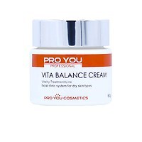 PRO YOU Крем с витаминами Vita Balance Cream 60 г