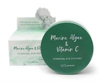 Misoli Гидрогелевые с водорослями и витамином С Marine Algae & Vitamin C Hydrogel Eye Patches 60 шт./30 пар